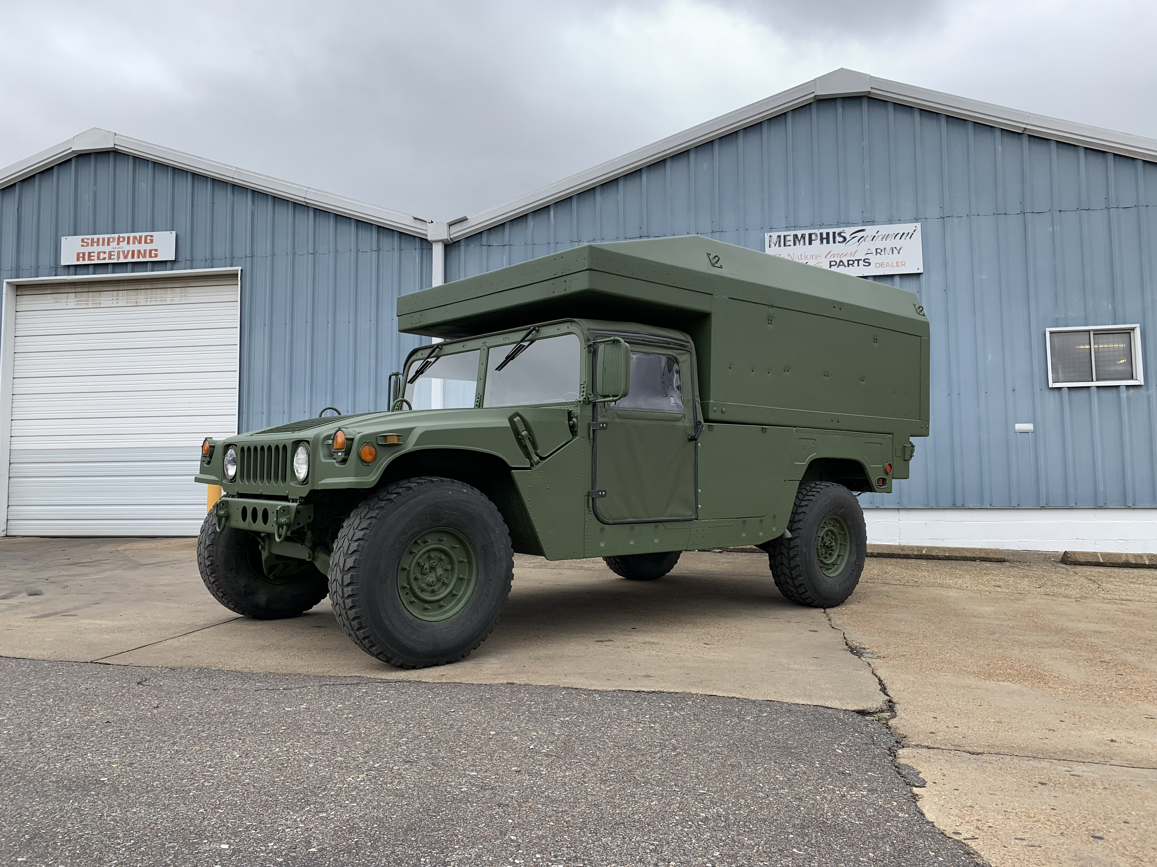 Army surplus vehicles, army trucks, military truck parts ... | military surplus hummer tires