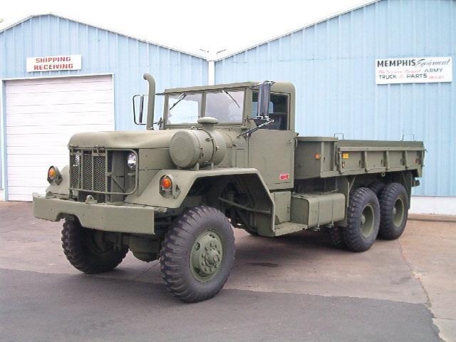 5 ton 6x6 Truck M39/M809 Series
