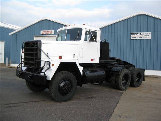 M916 20 TON 6X6 TRUCK/TRACTOR